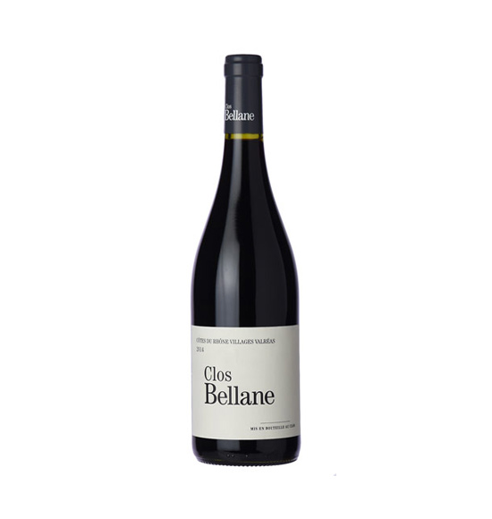 CLOS BELLANE COTES DU RHONE VILLAGES ROUGE 2018